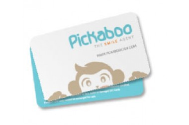 Pickaboo Gift Cards are the perfect present!
