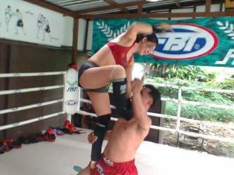 9 Month Muay Thai Membership (incl. student visa)