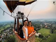 Experience Hot Air Ballooning in Chiang Mai