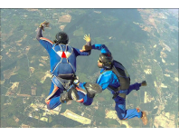 Jumping out of a perfectly good plane for fun