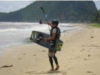 Three day kitesurfing (IKO certified) with Accom & Transfer