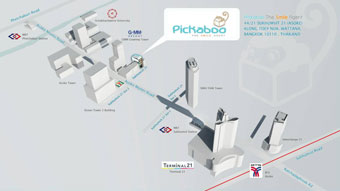 Pickaboo office map