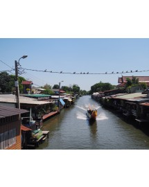 Artist House Klong Luang Private Boat Tour