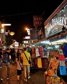 Khao San Walking Tour
