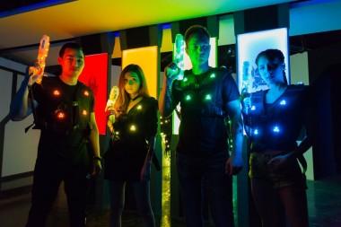 Bangkok Lazer Games