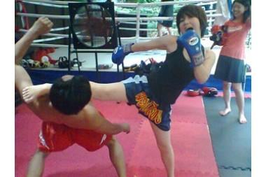 Muay Thai Platinum pass (15 hours)