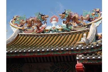 Bangkok China town Ride for Couple