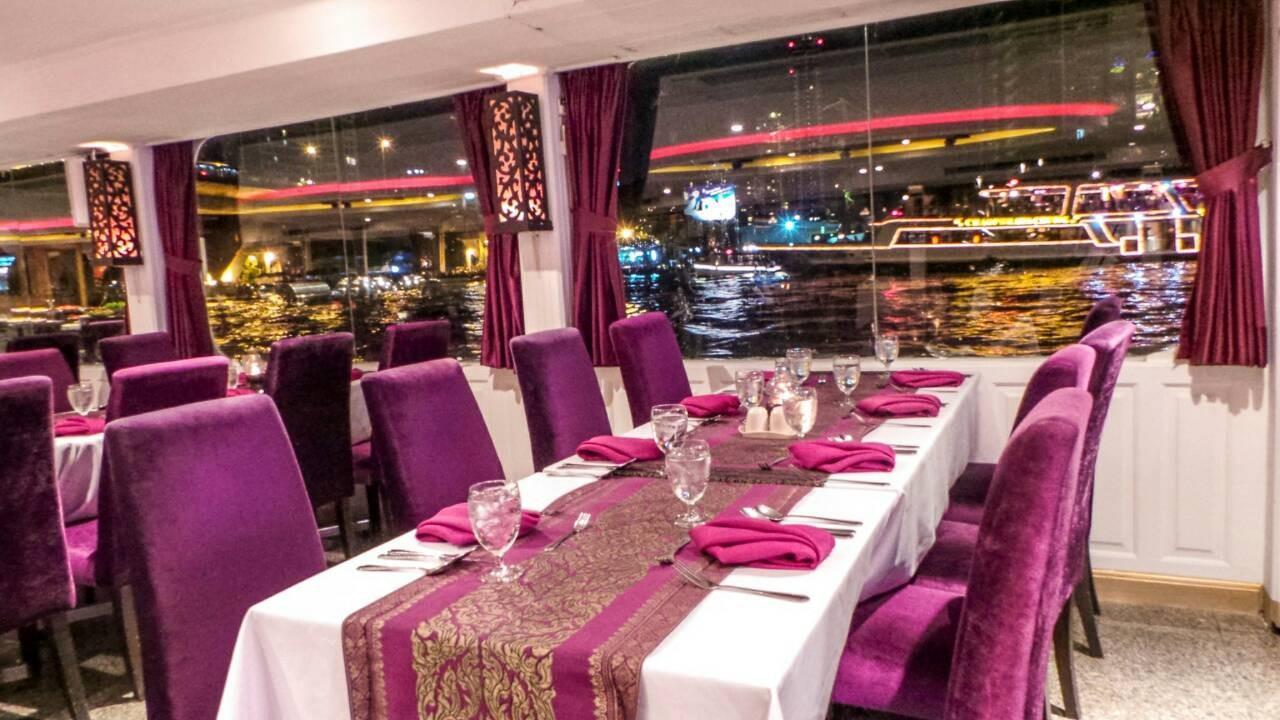 Amazing Dinner Cruise