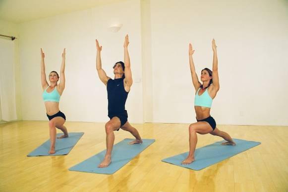 Power Yoga (Max 8 people)