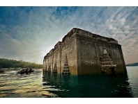 The Underwater Temple' Sanklaburee Kanchanaburee (2 Days)