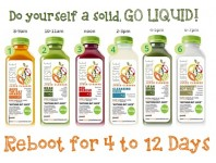 Reboot Juice Cleanse (4 Days)