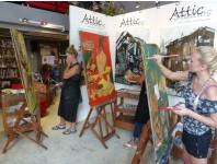 Attic Studio 1 month membership