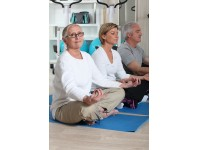 Yoga for elderly (Max 8 people)