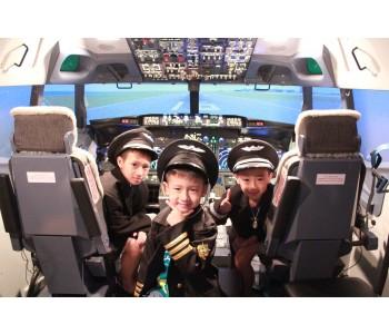 Flight Experience - City Flyer (60 min)