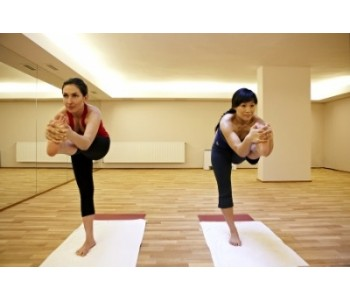 Bigram Hot Yoga (Couple)