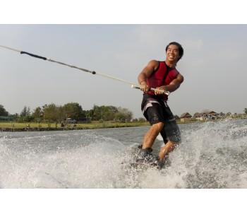 Wakeboard/wakesurf/ski course (5 sets)