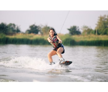 wakeboarding equipment