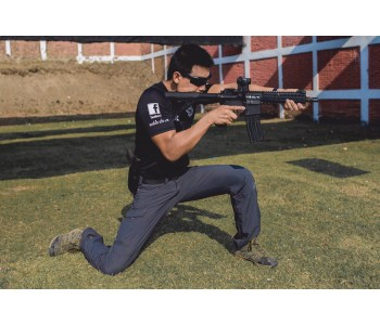 3 Hour Marksman Training Experience