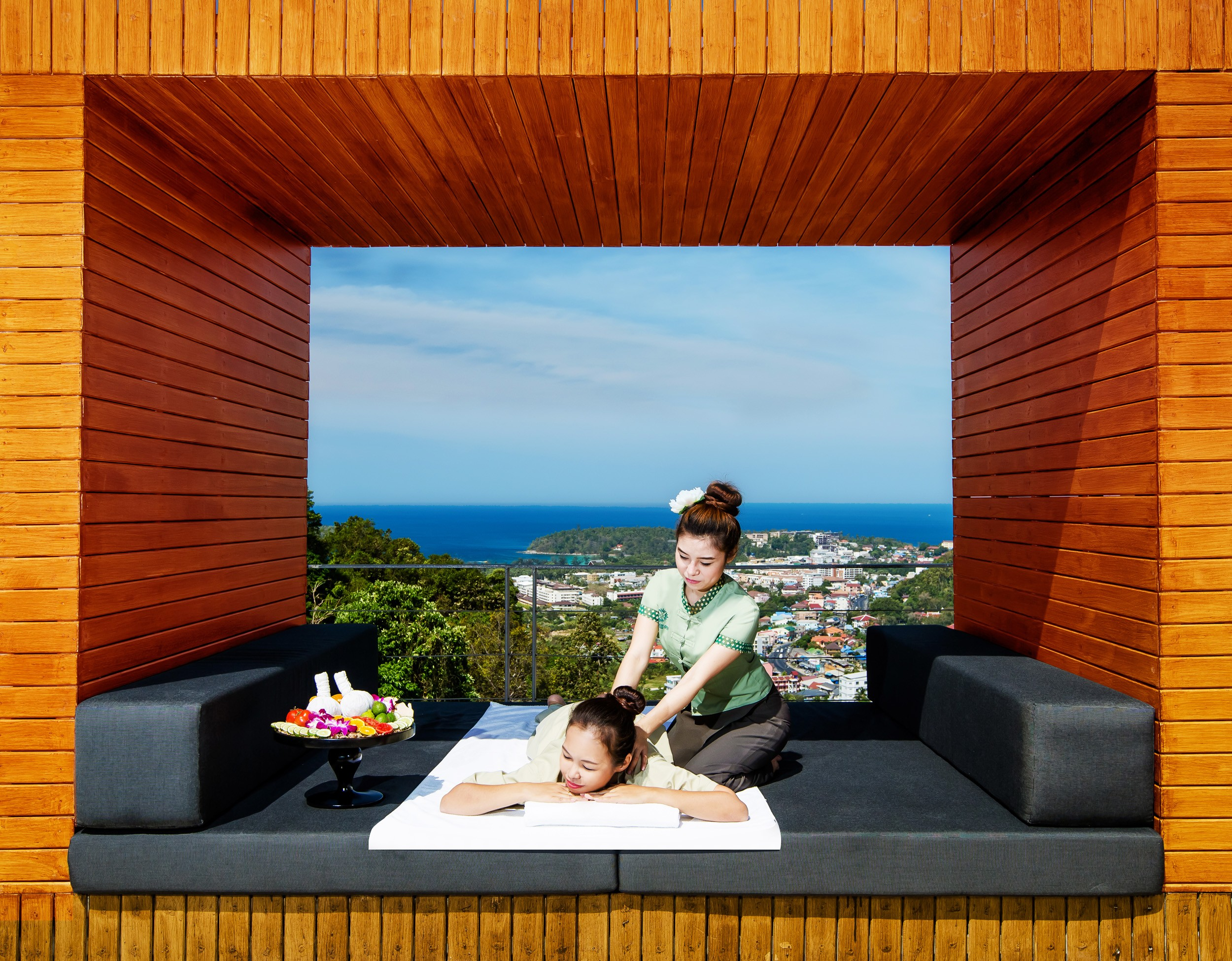 Oasis Pampering Spa Packages