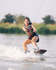 Bangkok Wakeboarding Party
