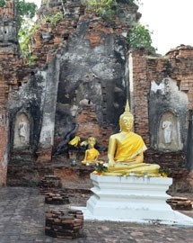 Ayutthaya Alive - Historical River Tour