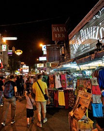 Khao San Walking Tour